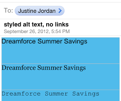 The Ultimate Guide to Styled ALT Text in Email