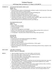 Mailroom Resume Samples Velvet Jobs