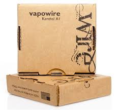 Vapowire Kanthal A1 Round 30ft Resistance Wire