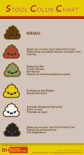 Bowel Motion Colour Chart Healthy Poop Chart Stool Color Changes And Meaning Concept