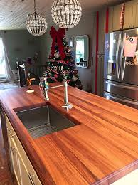 wood countertop and butcher block gallery regarding bar top