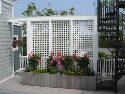 lattice privacy screen