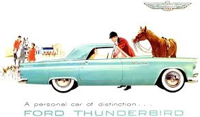 1964 Ford Thunderbird Paint Charts And Color Codes