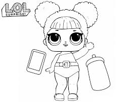 Lol Disegni Da Colorare Lol Surprise Doll Coloring Pages Migliori