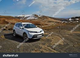 Vik Iceland May 08 2015 Toyota Stock Photo 344835944 - Shutterstock