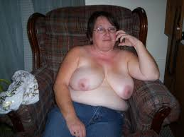 Old naked big women