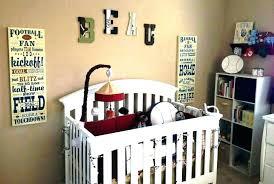 baby nursery baseball baby nursery vintage rooms room ideas bedding sets the adorable of sport