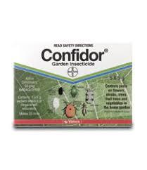 garden insecticide. Bayer Confidor Garden Insecticide (Sachets) E