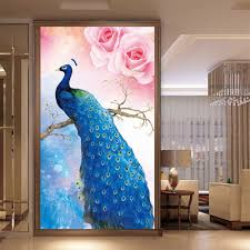 Peacock Color Living Room Compare Prices On Peacock Blue Room Online Shopping Buy Low Price
