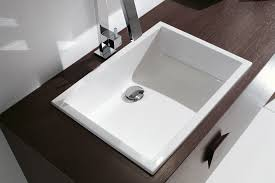 Puro lavabo da incasso soprapiano. lavabo sottopiano gea. lavabo