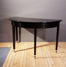 narrow hall console table. Furniture:Mahogany Demilune Console Table Ireland Veneer Tables Narrow Hall With Marble Top Pair Glamorous