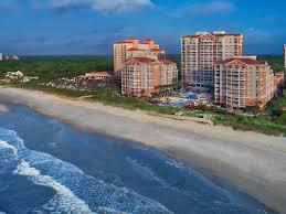 a bird s eye view of marriott s oceanwatch villas at grande dunes