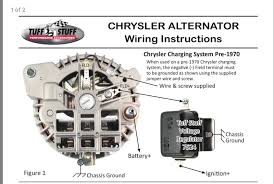 chrysler alternator wiring wiring diagram features chrysler alternator wiring wiring diagram host 2006 chrysler 300 alternator wiring diagram chrysler alternator wiring