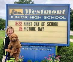 Aimee Busse,... - CUSD 201 Westmont Junior High School | Facebook