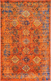 turquoise and orange area rug outstanding amazing blue rugs decoration with regard to intended for modern turquoise and orange area rug