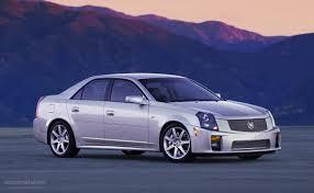 CADILLAC CTS-V specs - 2003, 2004, 2005, 2006, 2007 - autoevolution