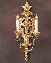 architecture gold wall sconces for candles attractive splendid iron sconce home design 4 regarding 16