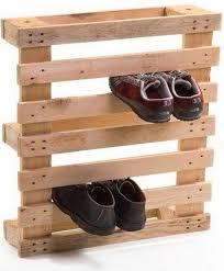 diy pallet shoe rack. Pallet Wood Shoes Rack Diy Shoe