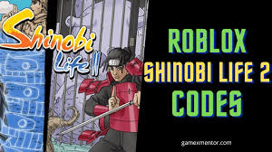 How to redeem the codes. Roblox Shinobi Life 2 Codes Shindo Life April 2021