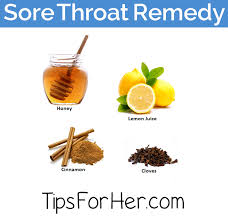 sore throat remedy png