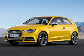 Audi A3 Colour Chart Facelifted Audi A3 Revealed New Tech Kit And Engines Car