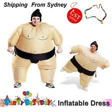 <b>Inflatable Sumo Suit</b> for sale | Shop with Afterpay | eBay