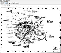 can't find egr valve in my 4 cyl ford truck enthusiasts forums Ford Escape Starter Diagram Ford Escape Starter Diagram #6 ford escape starter location
