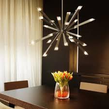 statement breakfast room lighting