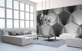 Fototapeten Schwarz Weiß Größe Der Wand Myloviewde