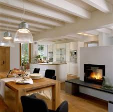 25 Elegant Offene Küche Esszimmer Wohnzimmer Inspirierend