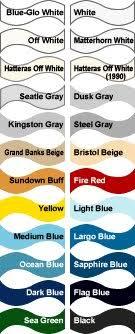 Interlux Paint Chart Shop Shoreway Marine Interlux Brightside Polyurethane
