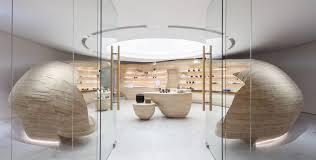 My Enviro Interior Design Zens Brand Store In Beijing China World Trade Center If