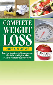 Weight Loss Recorder Itp 151 Complete Weight Loss Guide Recorder