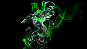 monster energy yamaha vmax plastic tiger bike