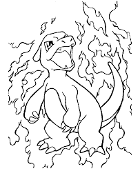 Pokemon Coloring Page 15 Coloring Home