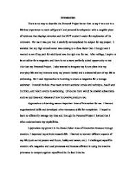 example personal essays essay college application examples   example personal essays 11