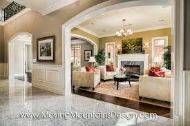 Living Room Staging Home Staging For Builders Moving Mountains Design Los Angeles