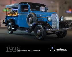 GM Heritage Center Collection   1936 Chevrolet Canopy Express