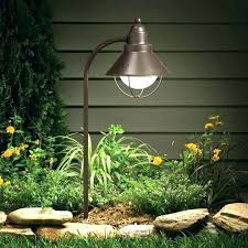 led landscape lighting set smart led landscape lighting set mini mushroom bronze 10 piece outdoor led