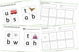 In case you don't find what you are looking for, use search bar on the top to find your worksheets. Free Cut And Stick Cvc Words Printable Early Years Ey Eyfs Resource Download Little Owls Resources Free