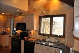 No Backsplash In Kitchen Kitchen Backsplash Ideas With Corian Countertops Cliff Kitchen