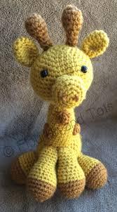 Crochet Giraffe Pattern Magnificent Giraffe Amigurumi Free Pattern Flourish Tots
