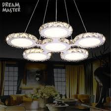Luminaire Chandelier Lighting Modern 48w Led Chandelier For Living Room Dining Room
