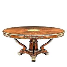 inch round kitchen table pedestal dining wood 36 with leaf