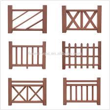 Balcony Fence wood fiber railing decorative balcony fence fence and balconies 1898 by xevi.us