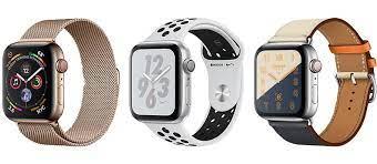 apple watch series 4 spesifikasi teknis