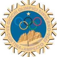 Зимние Олимпийские игры Википедия Эмблема Зимних Олимпийских игр 1956