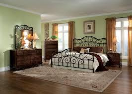 Metal Bedroom Furniture Set Bedrooms