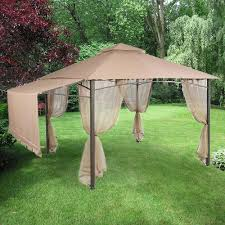 home depot green bay home depot gazebo replacement canopy cover garden winds