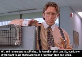 yeah office space. office space yeah g
